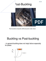 Lecture 6 Post Buckling