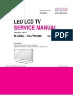LG 55LW9500 Ch. LB12D