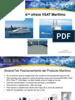 StratosITek Maritimo Spanish Retail.ppt