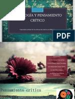 Pedagogia Y Pensamiento Critico Exposicion