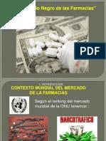 El Mercado Negro de Las Farmaceuticas