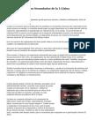 Beneficios y Efectos Secundarios de la L-Lisina