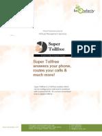 Super Toll free - IVR.docx