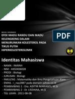 Efek Madu Randu Dan Madu Kelen 4450406028