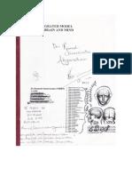 An INTEGRATED MODEL of the BRAIN and MIND by Dr Romesh Senewiratne-Alagaratnam Arya Chakravarti