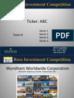 Wyndham - V2 Alejandra