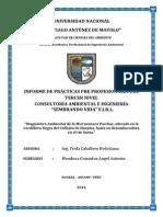 Informe de Practicas III Nivel