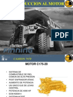 Curso Introduccion Motor c175 20 Camion 797f Caterpillar
