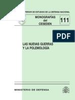 111 Las Nuevas Guerras y La Polemologia