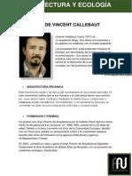Arquitectura y Ecología (Vincent Callebaut)