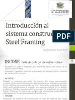 Introduccion Al Sistema Constructivo Steel Framing