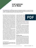 Science of Bede