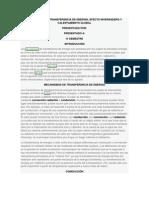 Informacion Mecanismos de Transferencia de Energía Informacion Rincon Del Vago