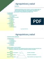 Agroquimicos y Salud