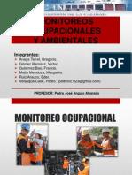Monitoreoocupacionalyambiental Unifiis 140301211156 Phpapp01
