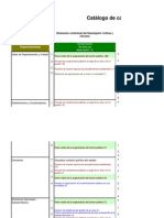 Catalogo Competencias