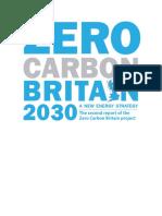 Zero Carbon Britain 2030
