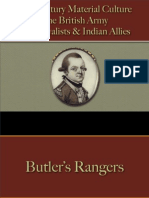 Military - British Army - His Majesty's Loyalists, & Indian Allies