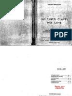 Las Cinco Claves Del Cine_ Joseph Mascelli