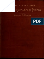 From Jerusalem to Nicaea.. (1895)