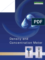 Density Measurement Technology