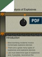 20 Explosives