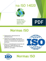 Norma Iso 14020 Exposicion