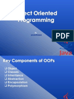 Java Oops and Fundamentals