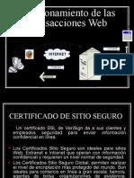 Funcionamiento de Las Transacciones Web