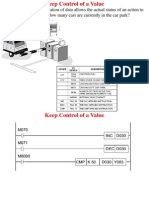 FX033 Keep Control of a Value