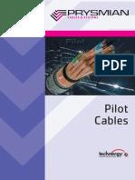 Prysmian 5Kv and 15Kv Pilot Cables
