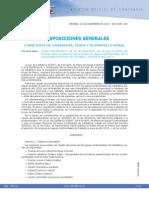 Cantabria - normativa pesca continental 2015