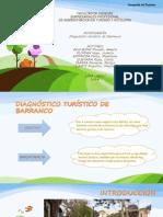 Diagnostico de Barranco Ppt
