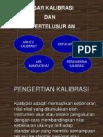 Dasar Kalibrasi Dan Ketelusuran (07.02.2014)