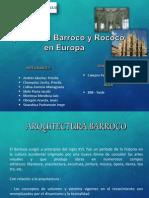 Arquitectura Barroco y Rococó en Europa 2