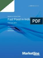 India QSR Report