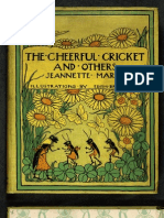 The Cheerful Cricket