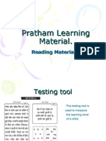 Pratham Learning Material Revised