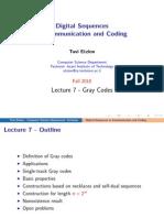 Gray Codes L