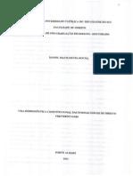 Daniel Machado Da Rocha - Uma Hermenêutica Constitucional Das Normas Gerais de Direito Previdenciário - Ano 2011 (1)