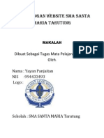 Perancangan Website