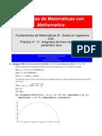 Integral de Trayectoria Usando El Mathematica