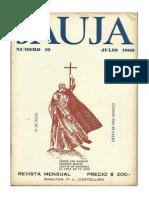Revista Jauja -19- Julio 1968 -Leonardo Castellani