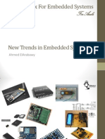 New Trends in Embedded Systems
