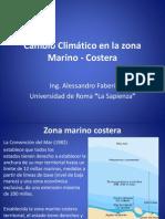 CAMBIO CLIMATICO Y LA ZONA DE PISCO