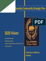 Strategic Plan - 2020 Vision - FINAL