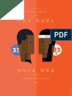 Guia NBA 2014-15 Solo Triples