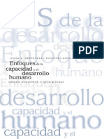 Enfoques de La Capacidad y El Desarrollo Humano (4)