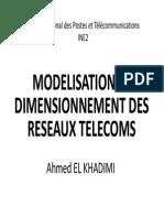 Modélisation et Dimensionnement des Réseaux