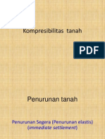 Materi kuliah 13-Kompresibilitas Tanah-Penurunan Elastis.ppt
